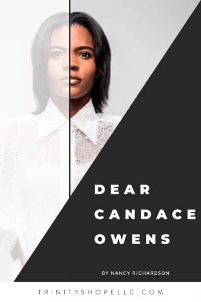photo of Candace Owens
