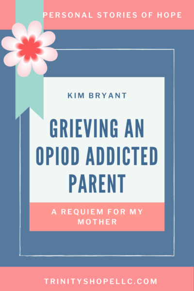 grieving-an-opiod-addicted-parent-on-blue-background