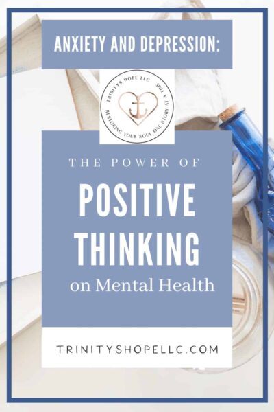 power-of-positive-thinking-on-mental-health-next-to-blue-bottle-
