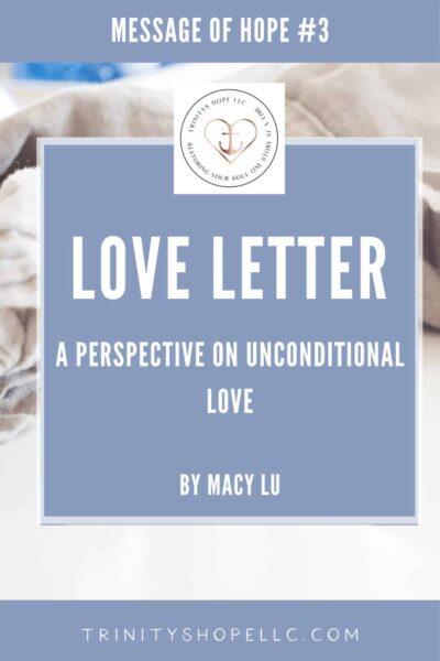 love letter by macy lu