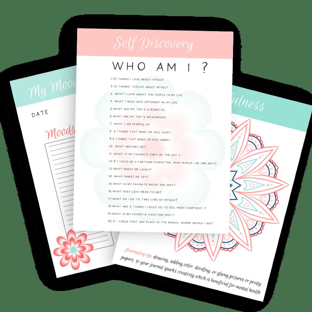 THLLC Faith Journal Mockup